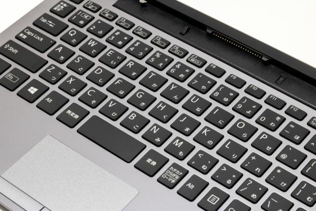 ▲キーボードの仕様や構造もVAIO Sシリーズと同じ