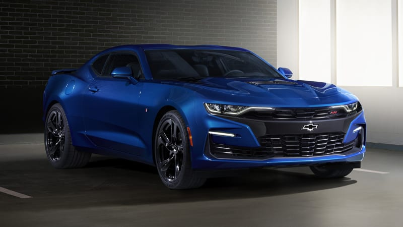 2020 Chevrolet Camaro Revealed With Emergency Front End Redesign