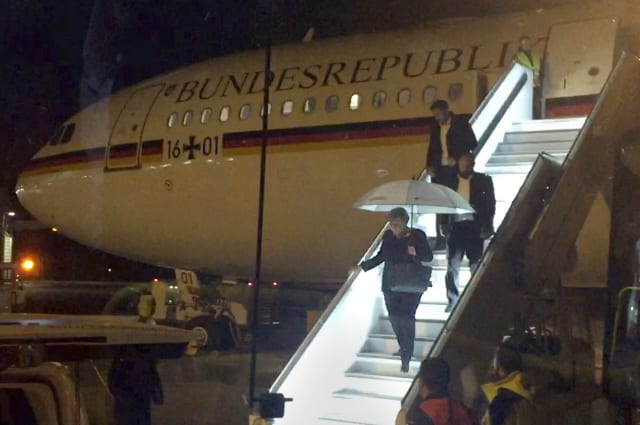 Germany Government Planes
