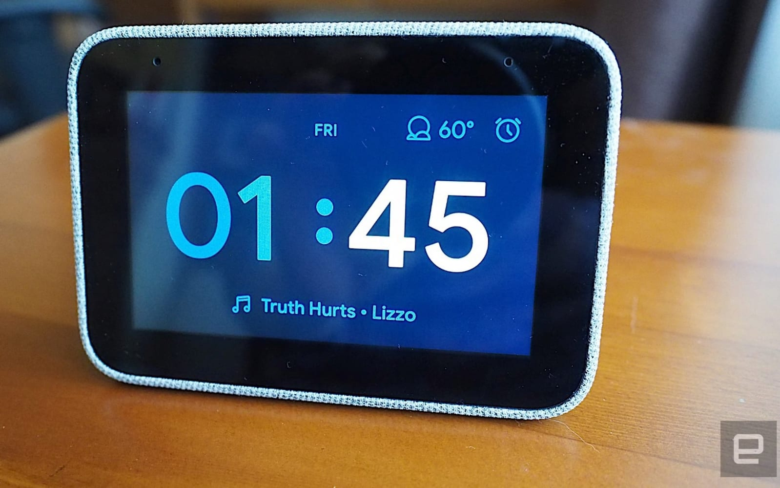 Lenovo's Smart Clock becomes a more capable home hub