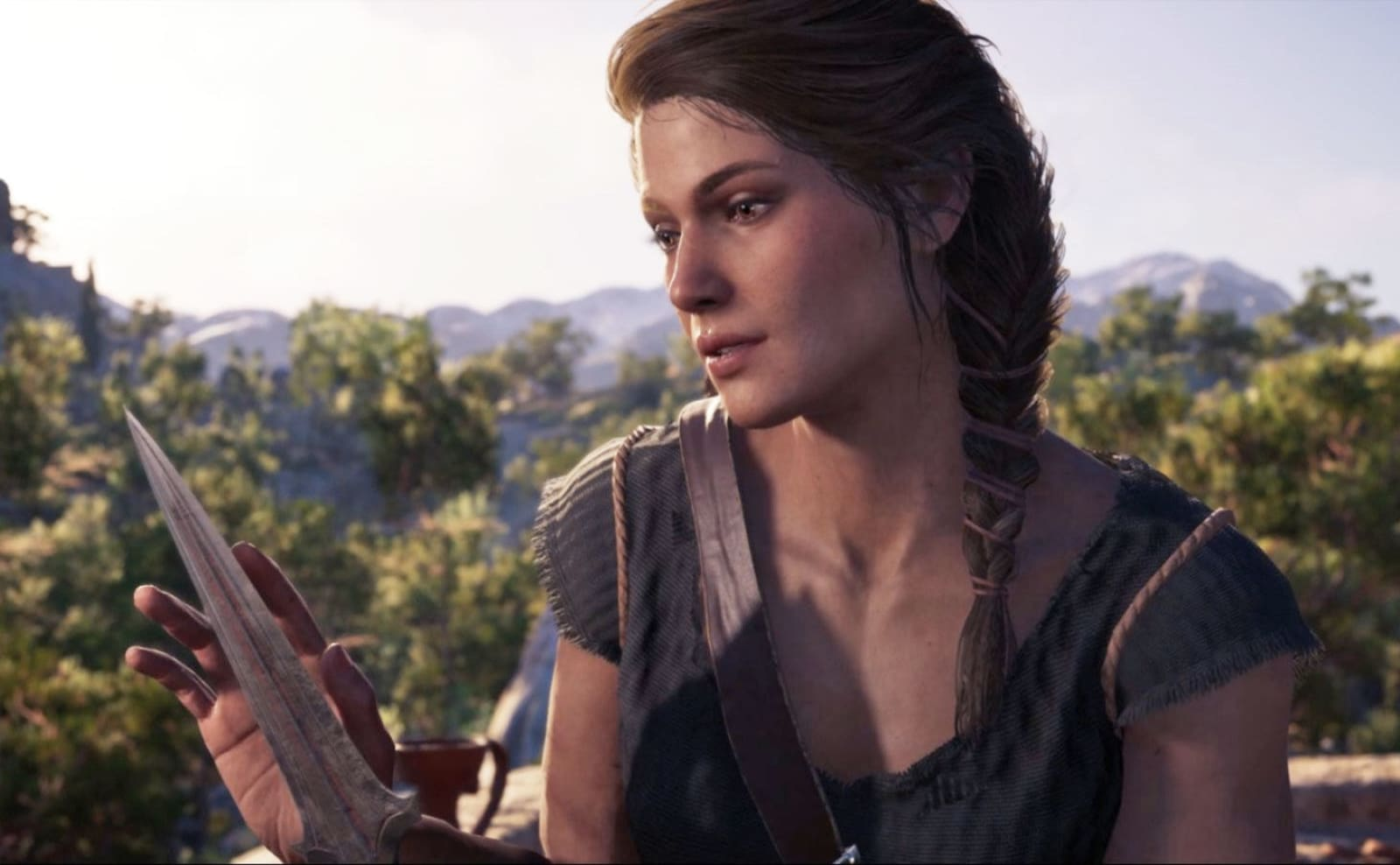 Assassin's Creed Odyssey on Google's Project Stream