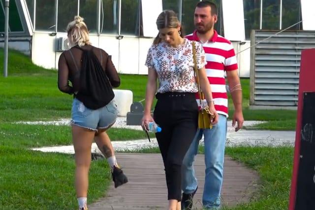 Georgian YouTuber pretends to fart in public in latest prank