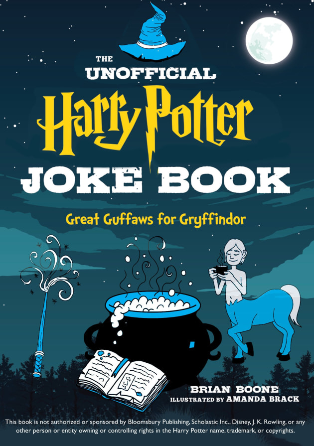 Harry Potter Book Age Appropriate : Stocking stuffers for kids ideas they ll be happy to