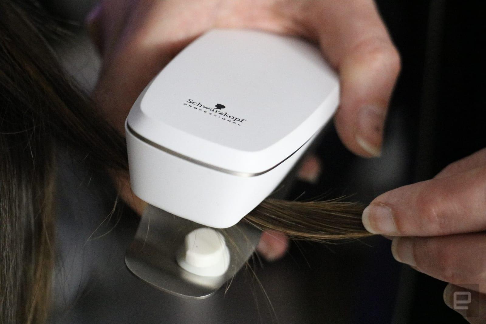 Schwarzkopf s smart salon personalizes your hair care regimen for Salon schwarzkopf