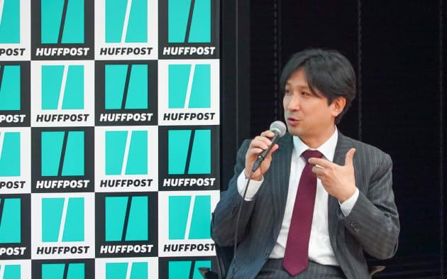 サッポロビール株式会社 シニアメディアプランニングマネージャー 福吉 敬氏
