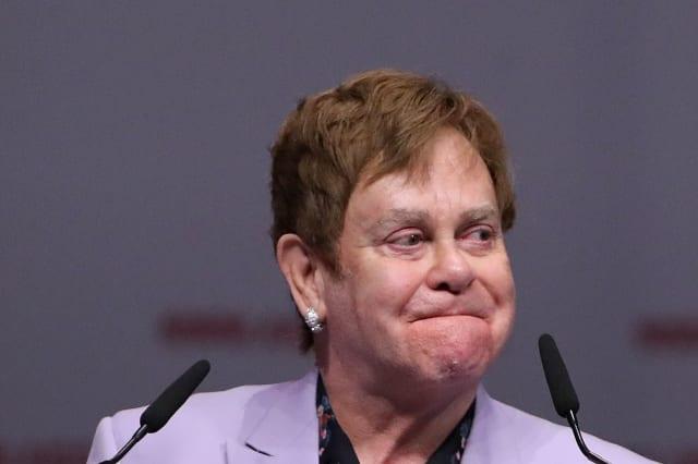 Sir Elton John reveals successful prostate cancer treatment
