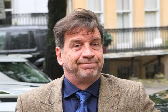 Nick Knowles banned from driving for speeding while using mobile phone