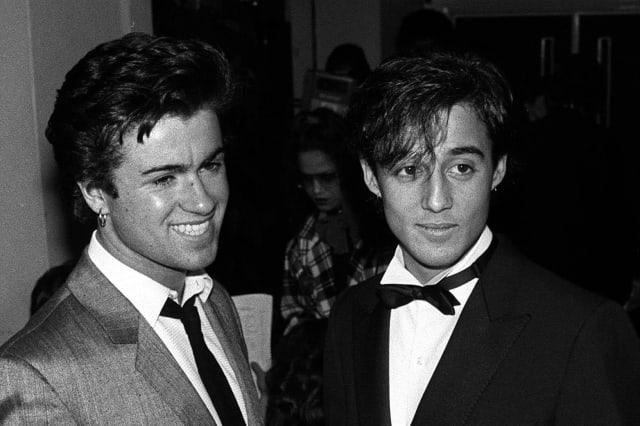 Andrew Ridgeley 'envious' of George Michael's talent