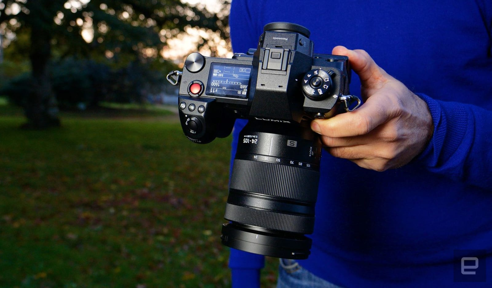 Panasonic S1H full-frame mirrorless camera review