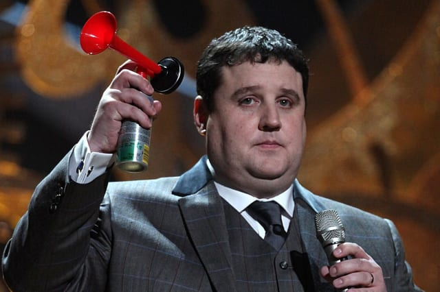 Peter Kay makes rare appearance after distancing himself from 'misleading' show