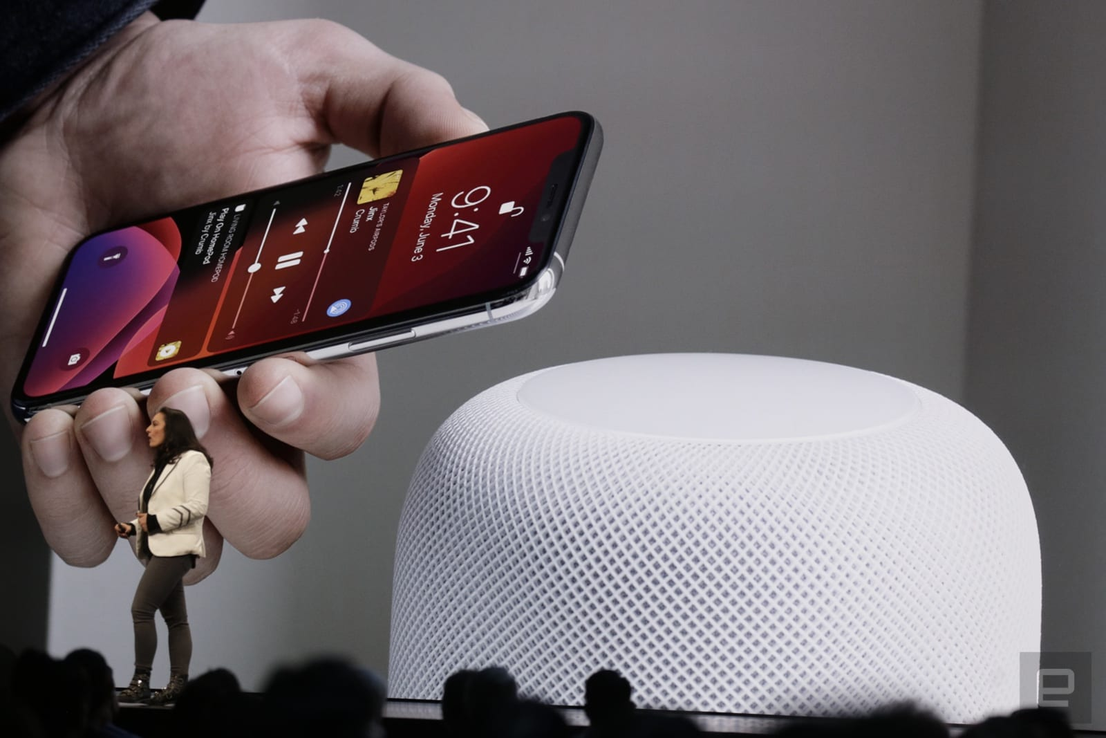 HomePod will support multiple users and music handoffs