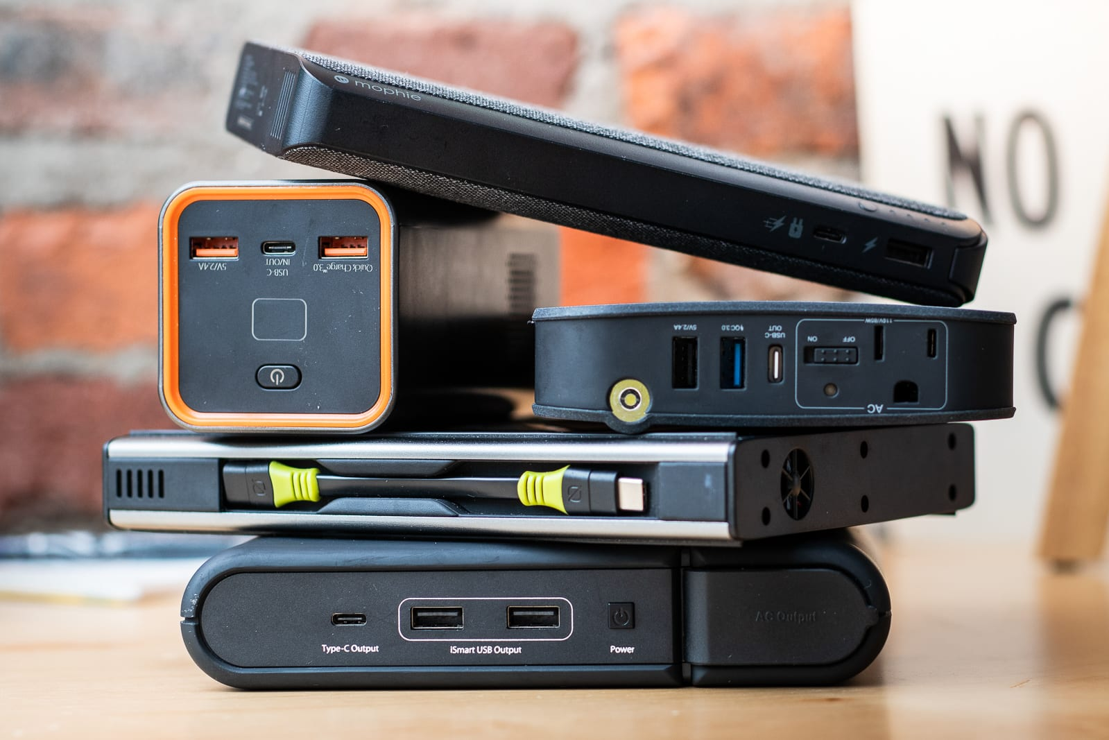 The best portable laptop charger