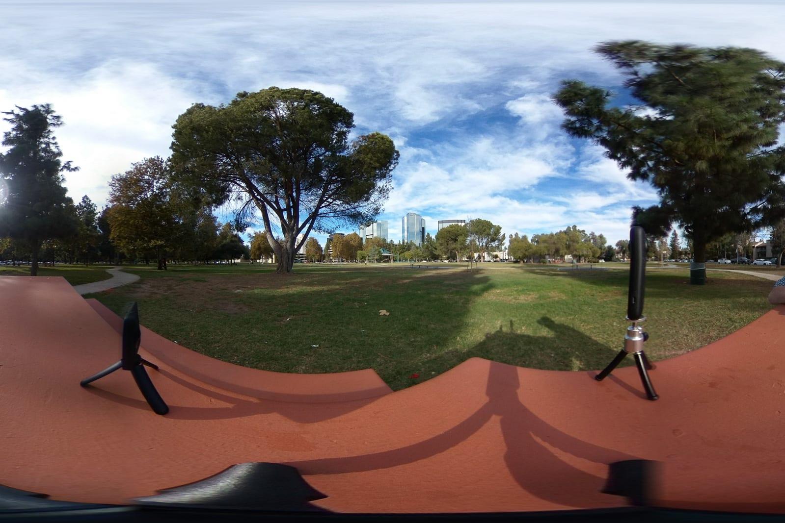360-degree cameras