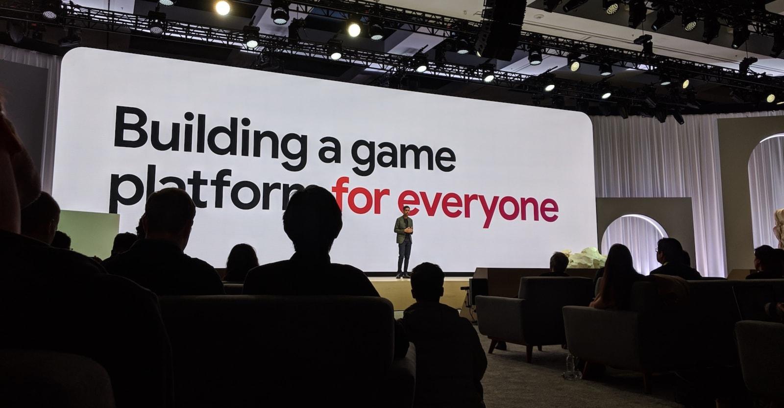 Google at GDC 2019
