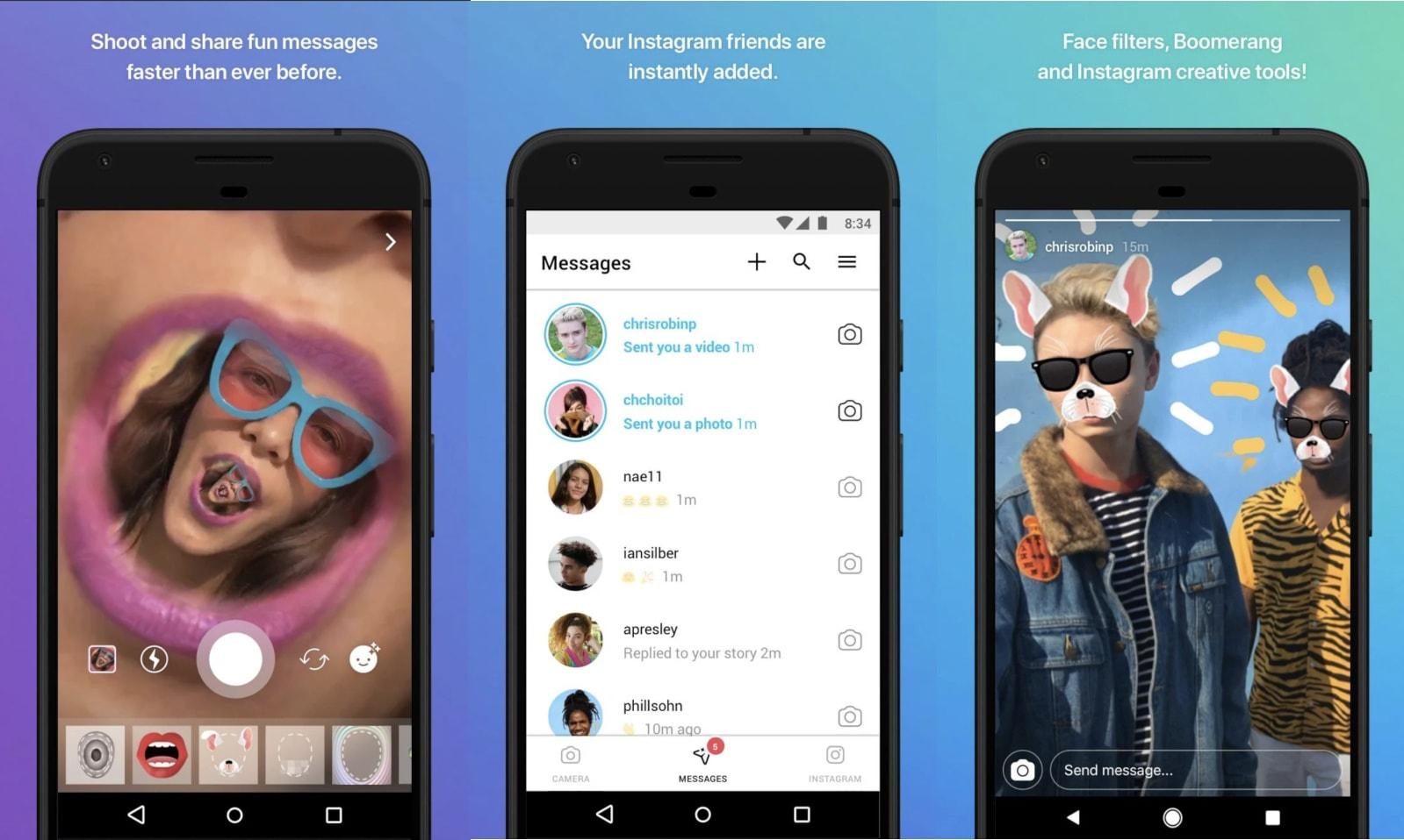 Instagram is killing its dedicated Direct messaging app