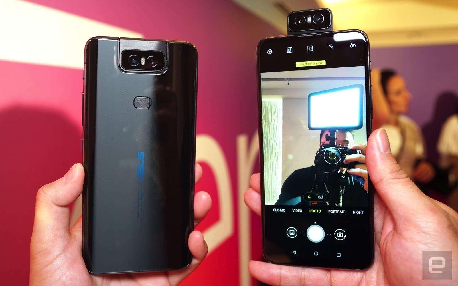 ASUS calls on tinkerers to make custom ZenFone 6 firmware