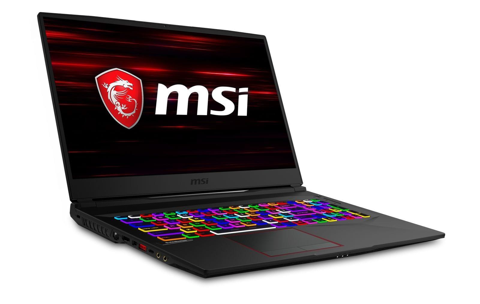 MSI GE75 Laptop