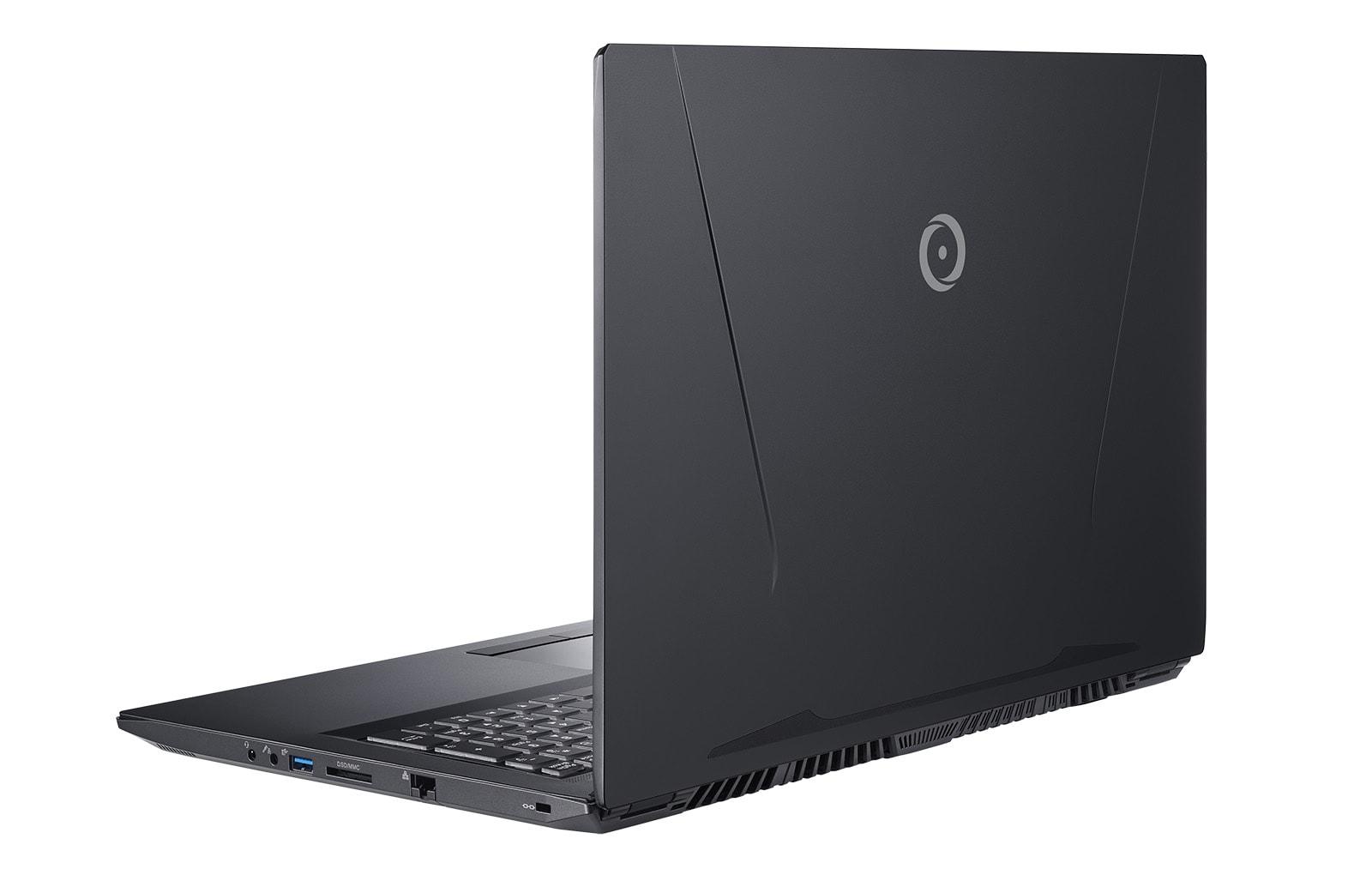 Origin EVO17-S lightweight gaming PC