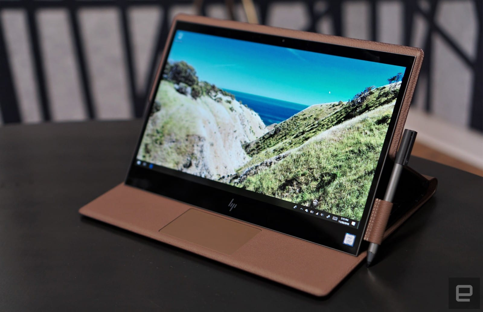 HP Spectre Folio review: This leather PC means business