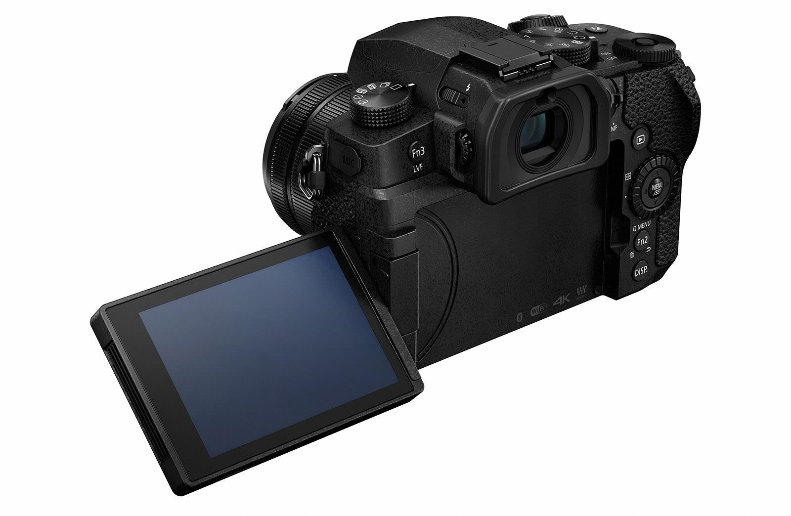 Panasonic G95 mirrorless camera