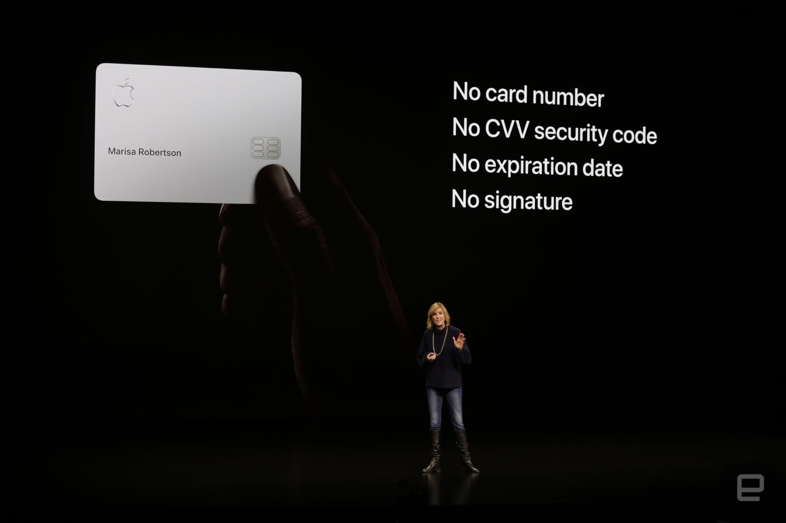 Apple Card presentation