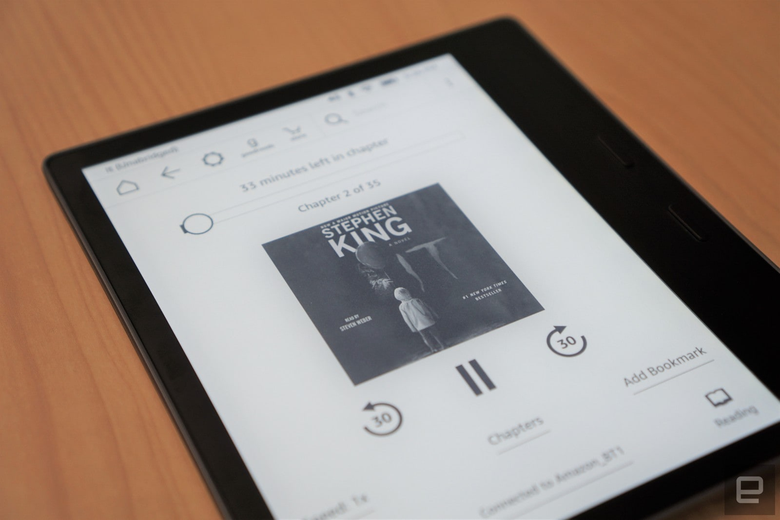 Kindle Oasis review (2017): Cheaper, waterproof and a bigger