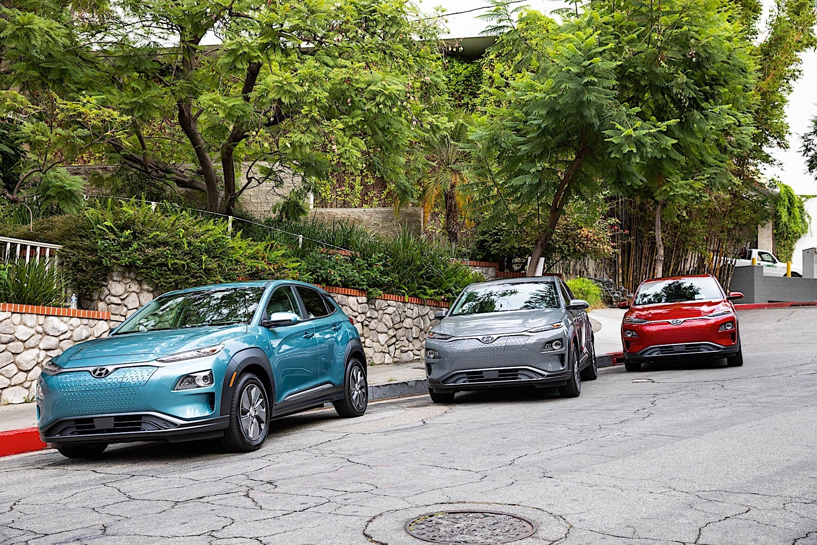 Hyundai's Kona Electric is ready to hit the road