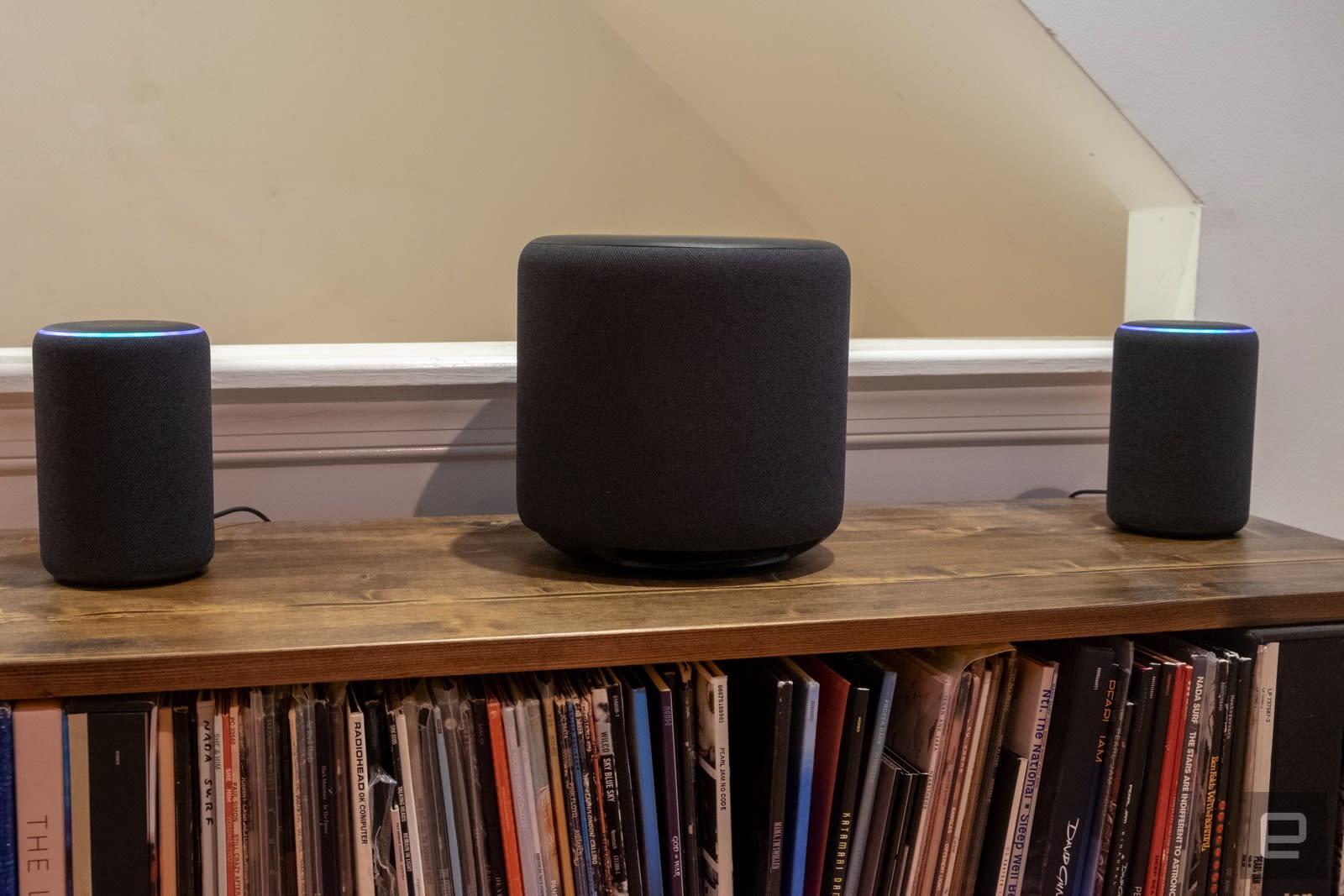 2018 Amazon Echo family