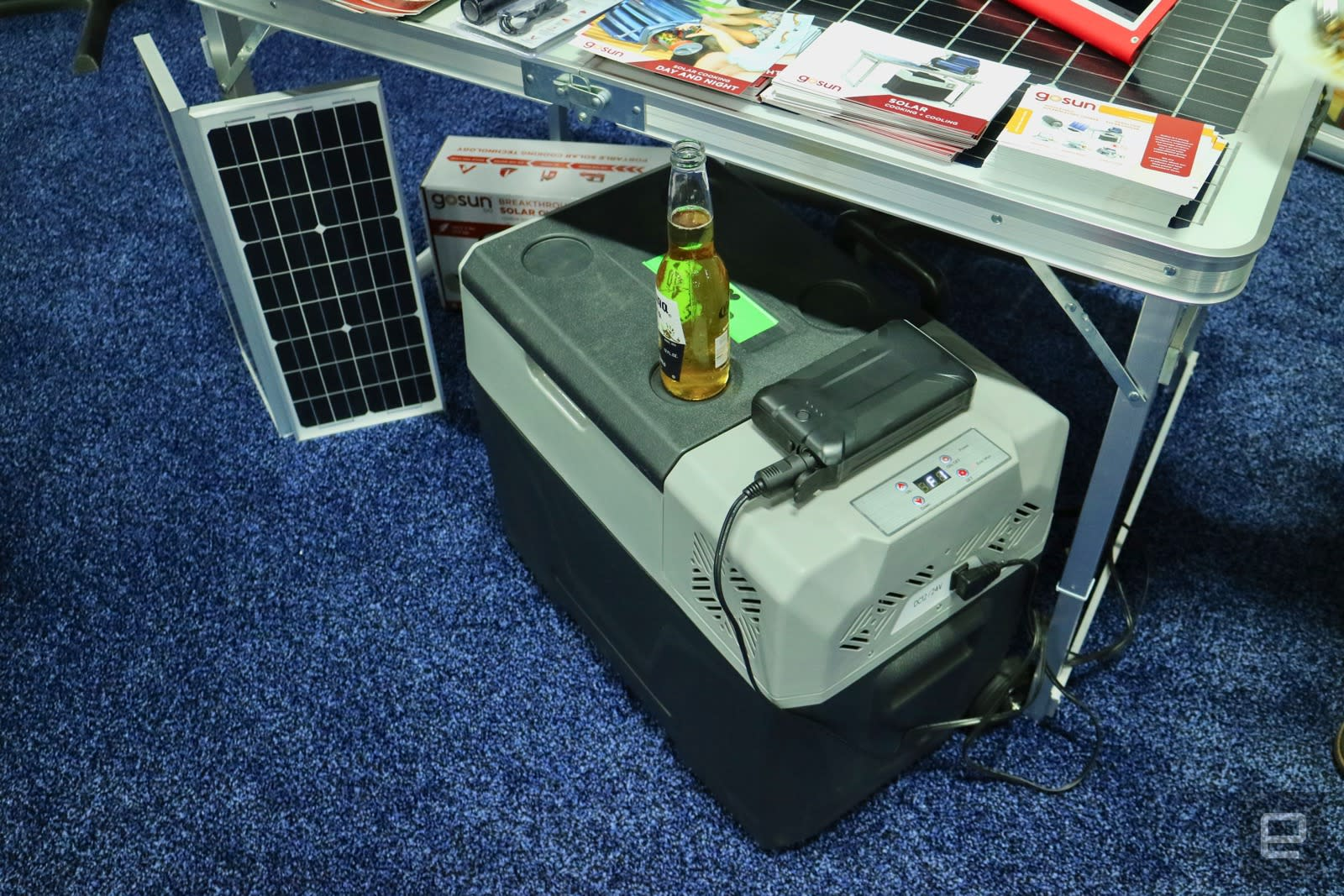 This Portable Solar Powered Oven Was Built For The Apocalypse
