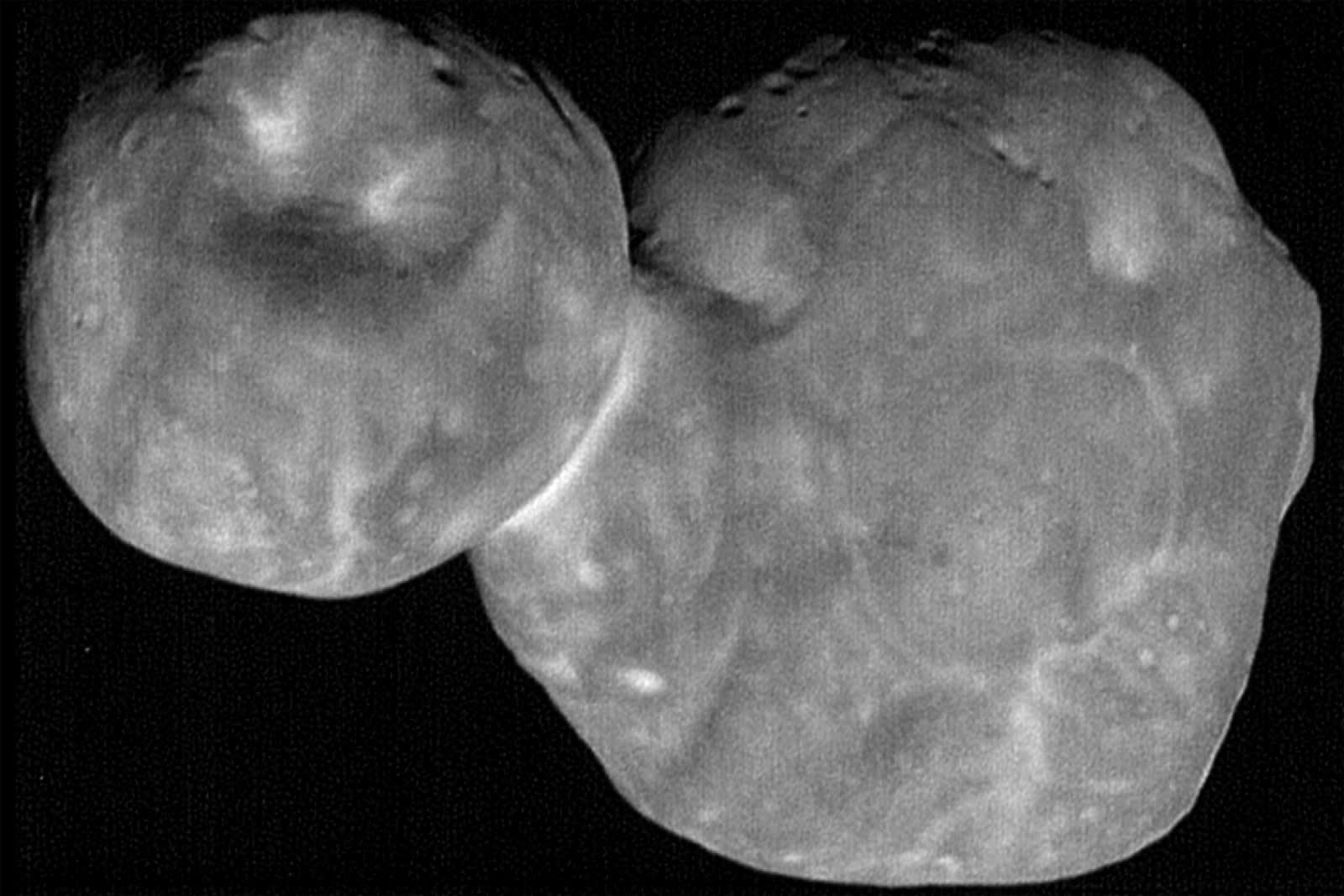 NASA releases sharpest-ever images of distant Kuiper Belt object