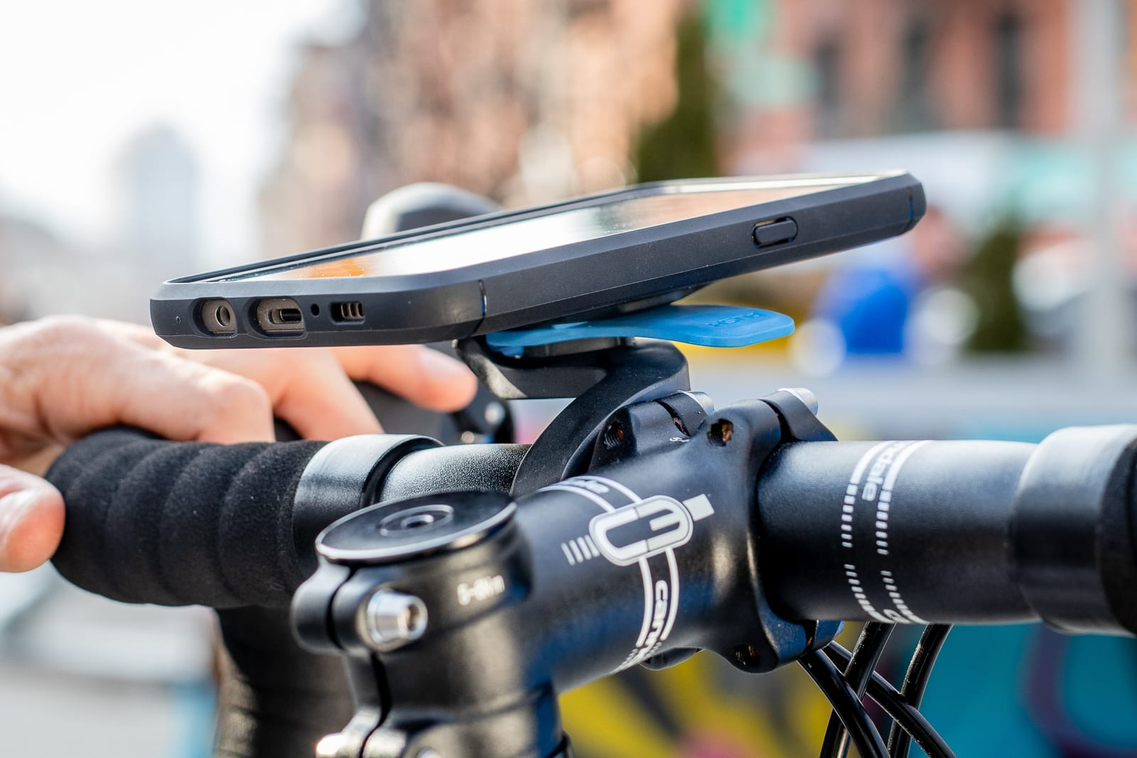 The best bike phone mount
