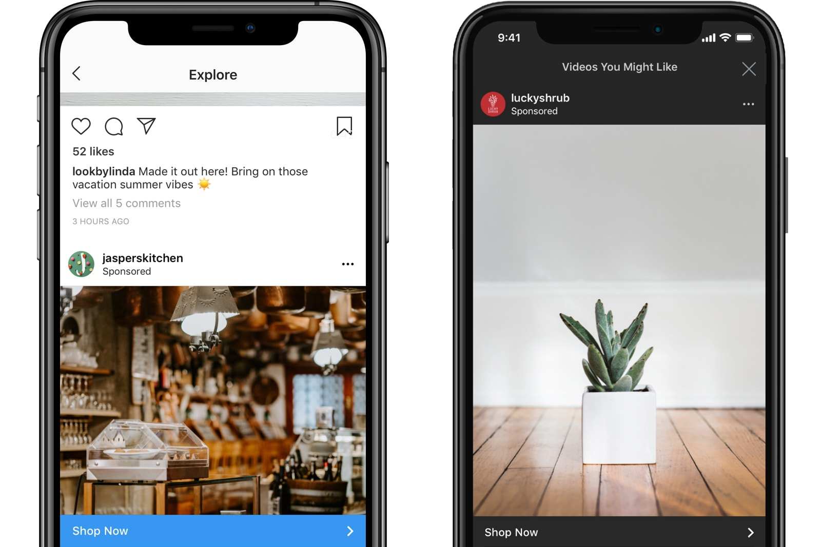 Instagram will drop ads into your Explore feed