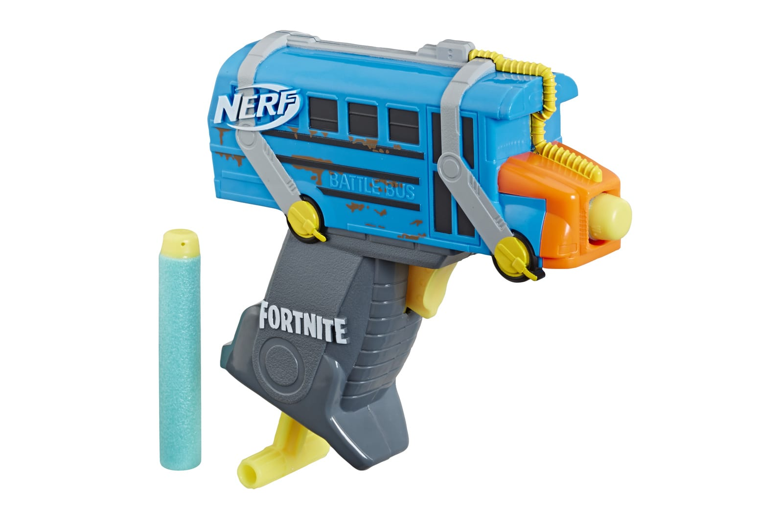 Nerf 'Fortnite' Battle Bus MicroShots blaster