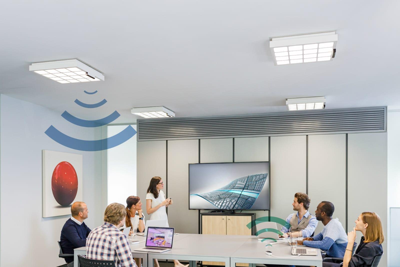 Signify's LiFi system promises up to 150 Mbps internet via LED lights