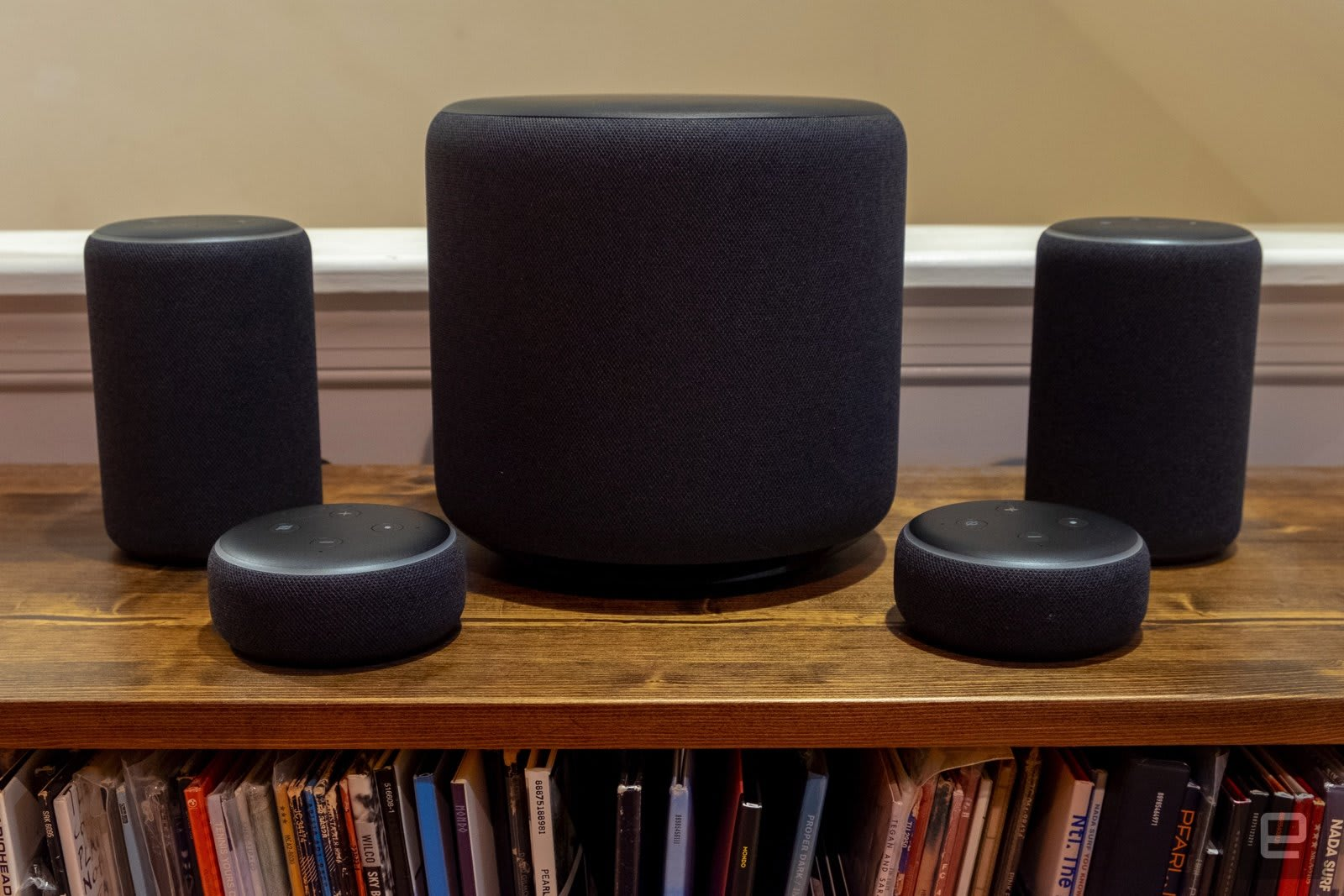 Amazon is reportedly working on a better-sounding Echo