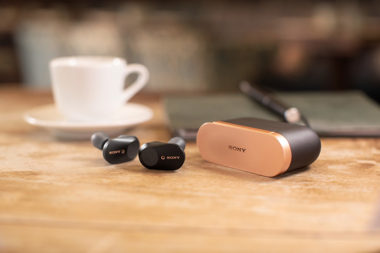 Sony's revamped wireless noise-canceling earbuds are a revelation