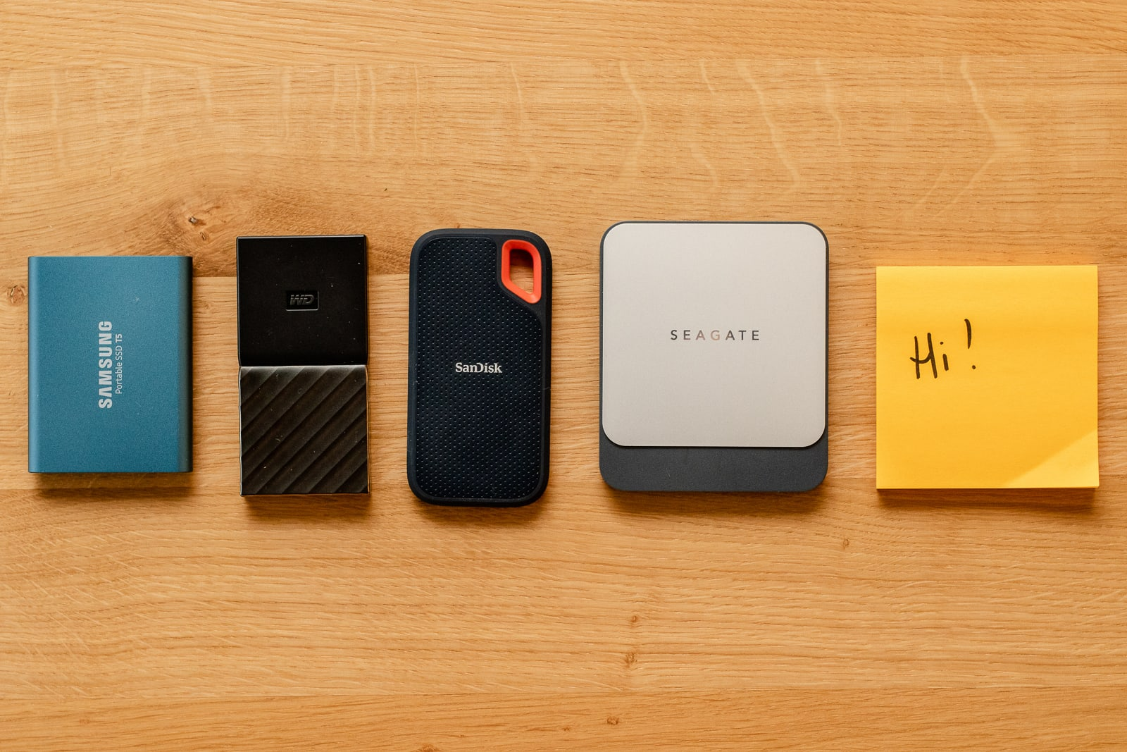 Portable SSD