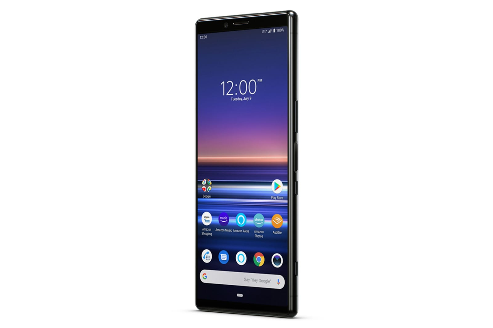 Sony's Xperia 1 is available with hands-free Alexa