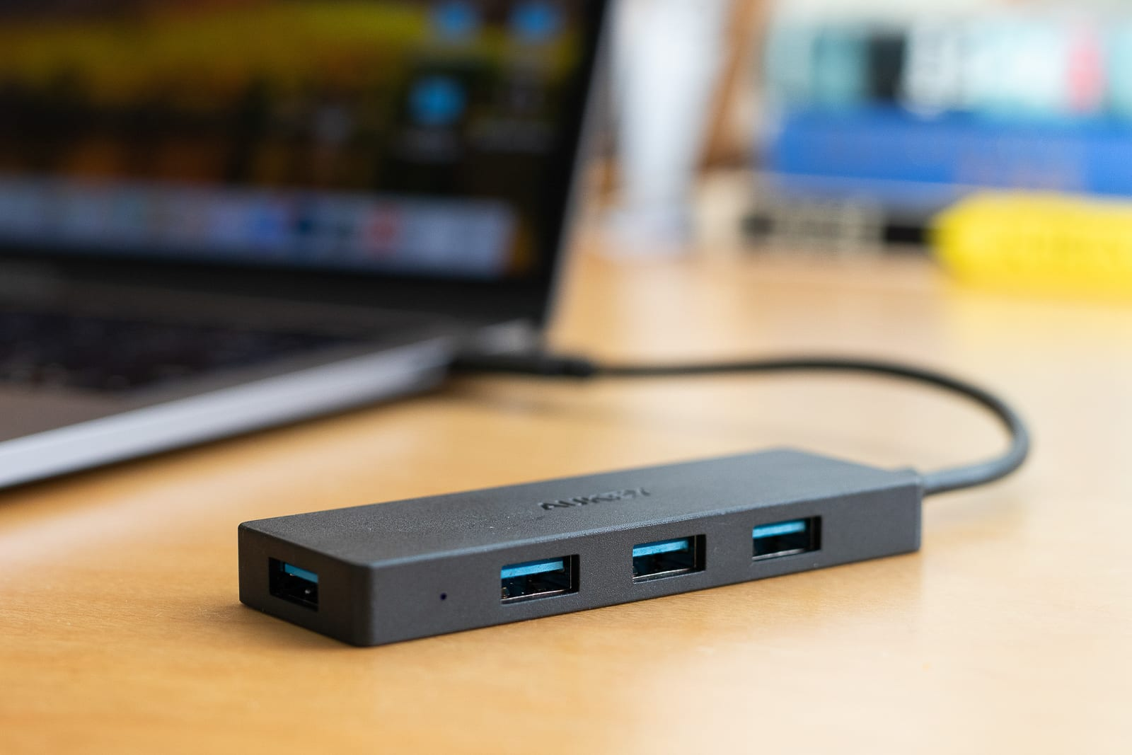 USB-C hubs and docks