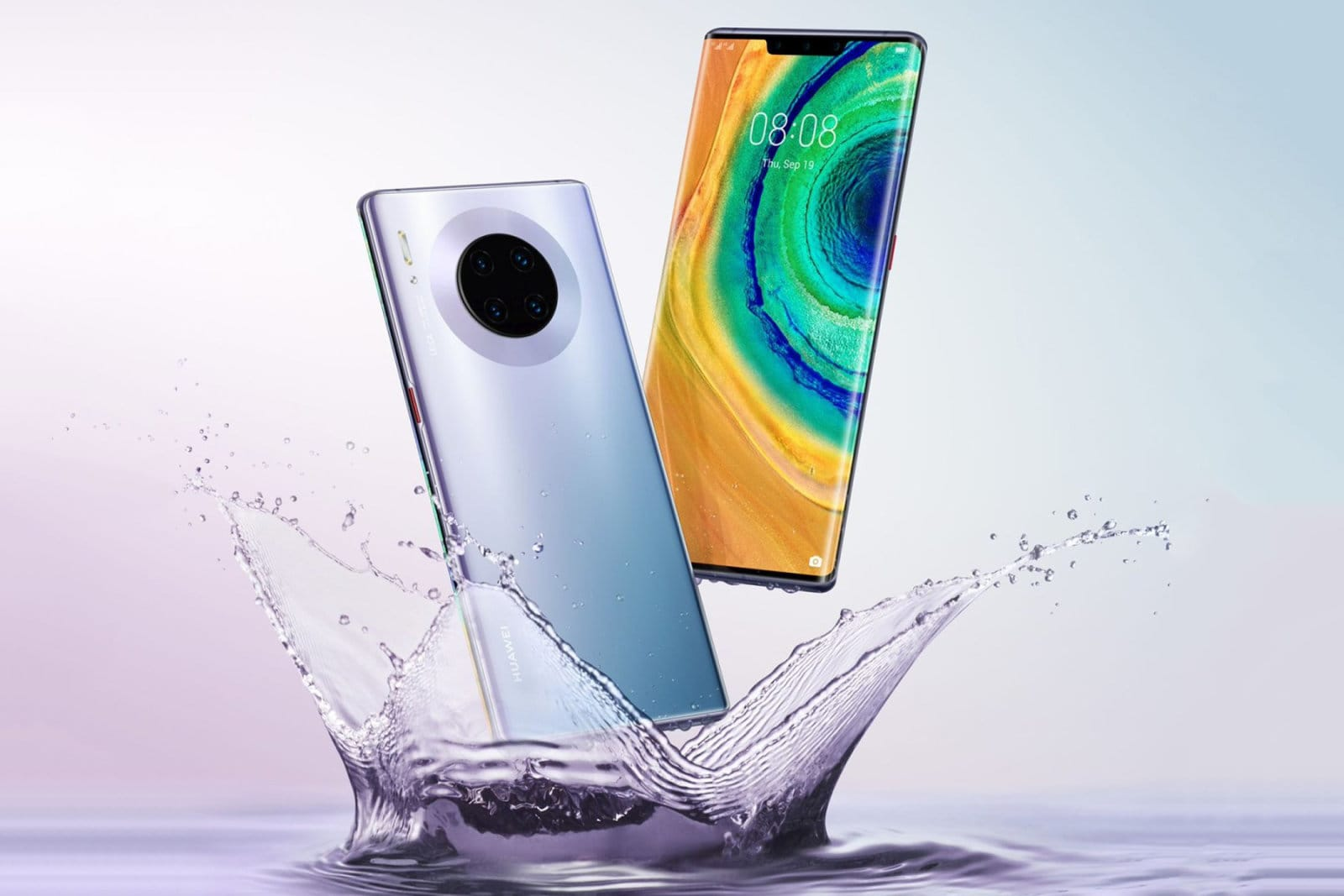 Watch Huawei's Mate 30 event right here