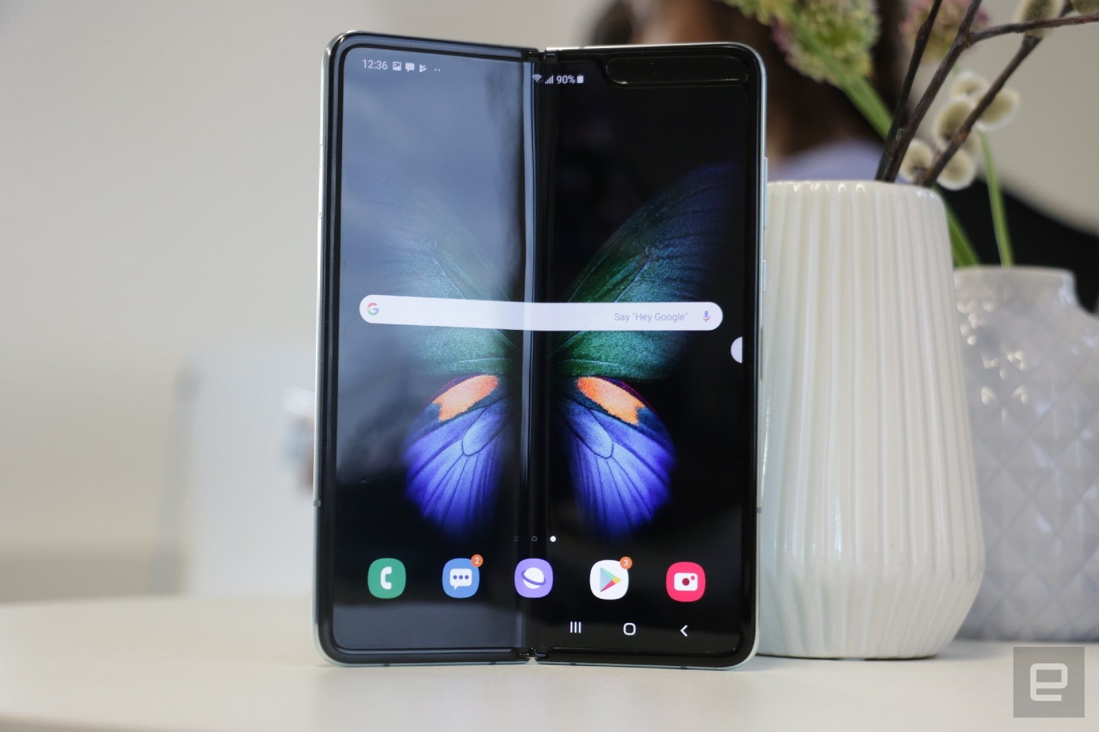 Companies distanced themselves from foldable phone hype at IFA
