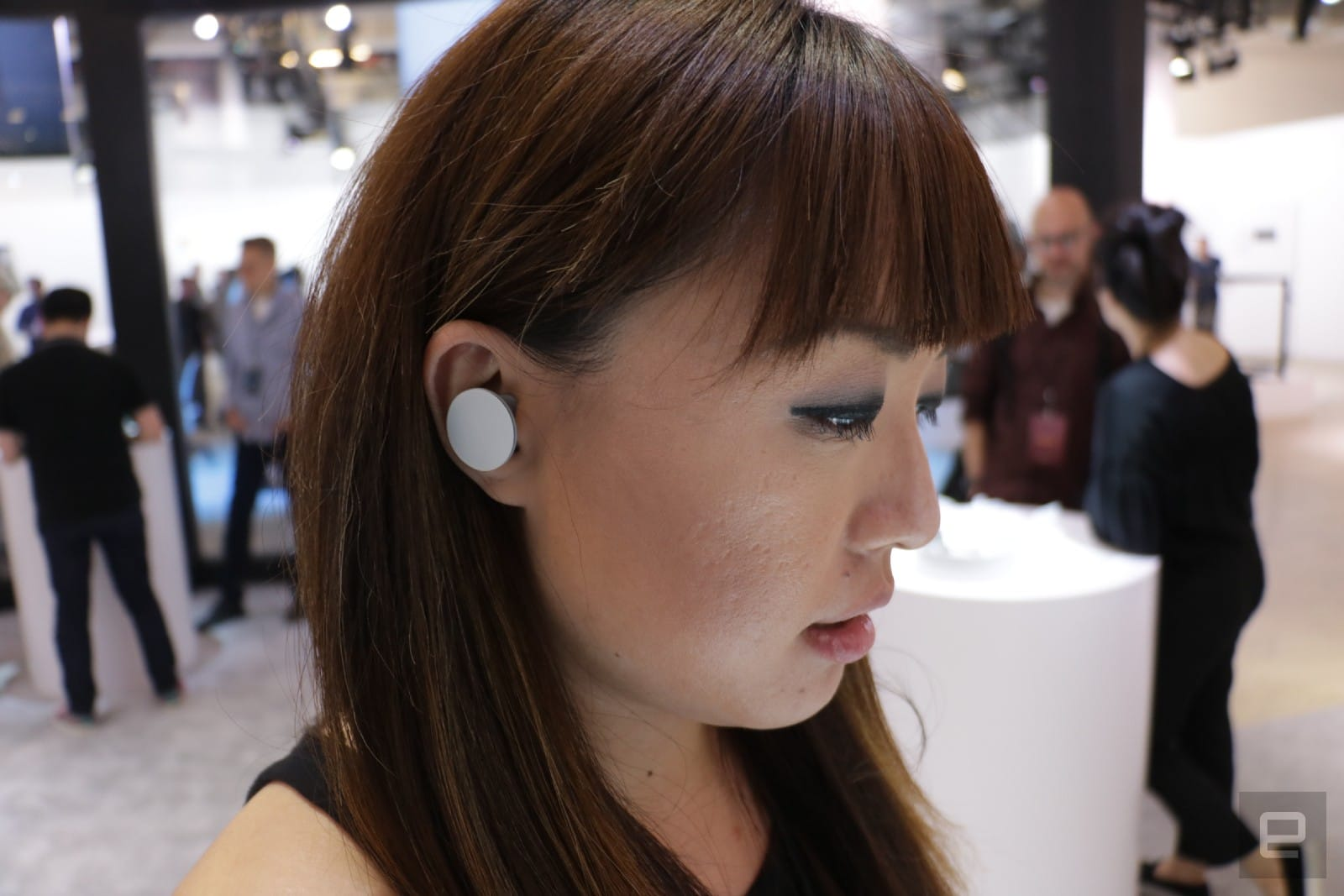 Surface Earbuds look weird, but they feel great