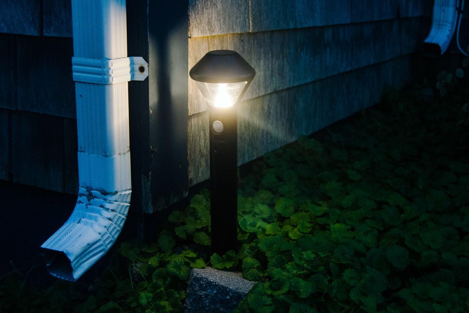The Best Smart Outdoor Lighting For Backyards Pathways