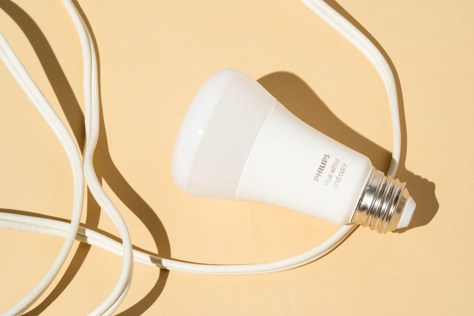 Lumini inteligente