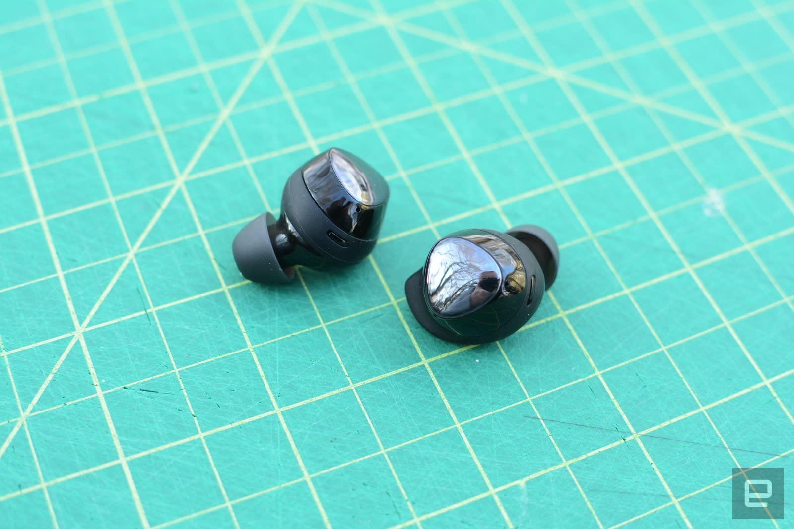 iPhone: Samsung Galaxy Buds+ review