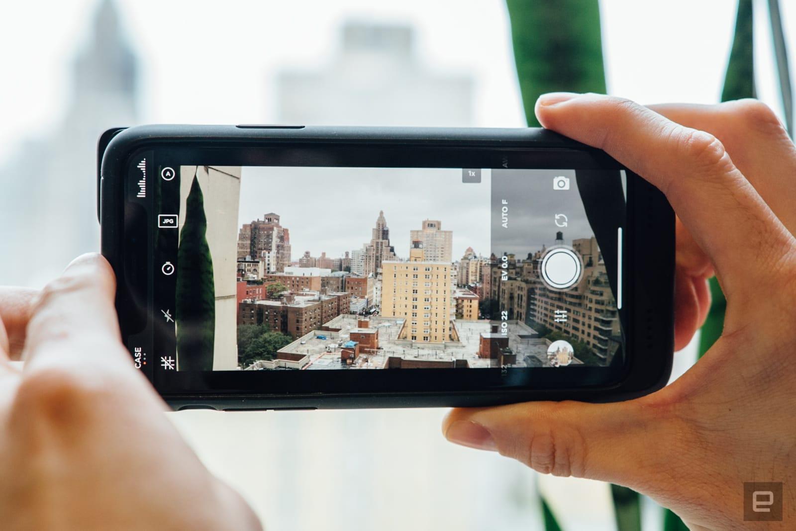Moment Lens Pro App