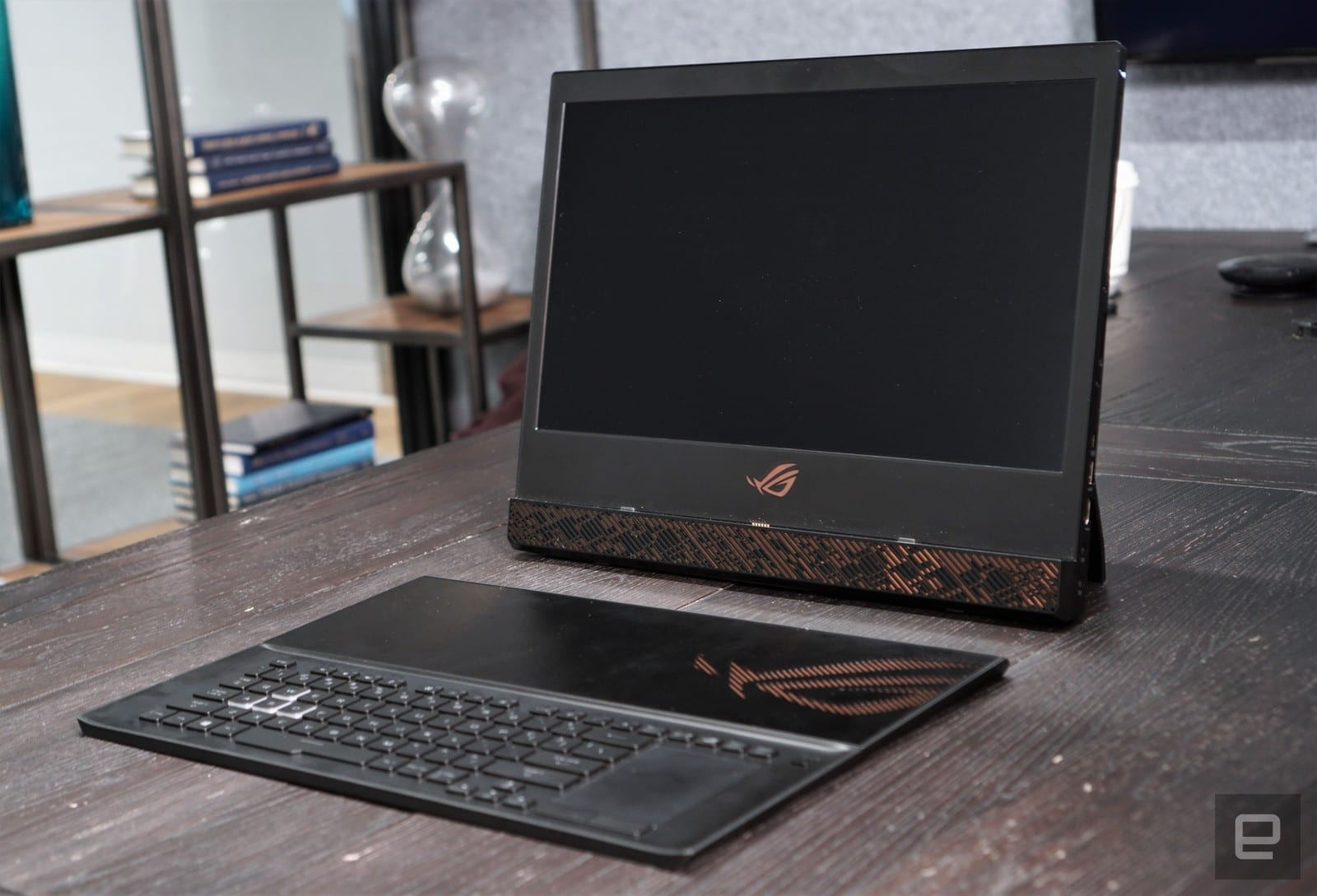 Gaming laptops are getting wonderfully weird in 2019
