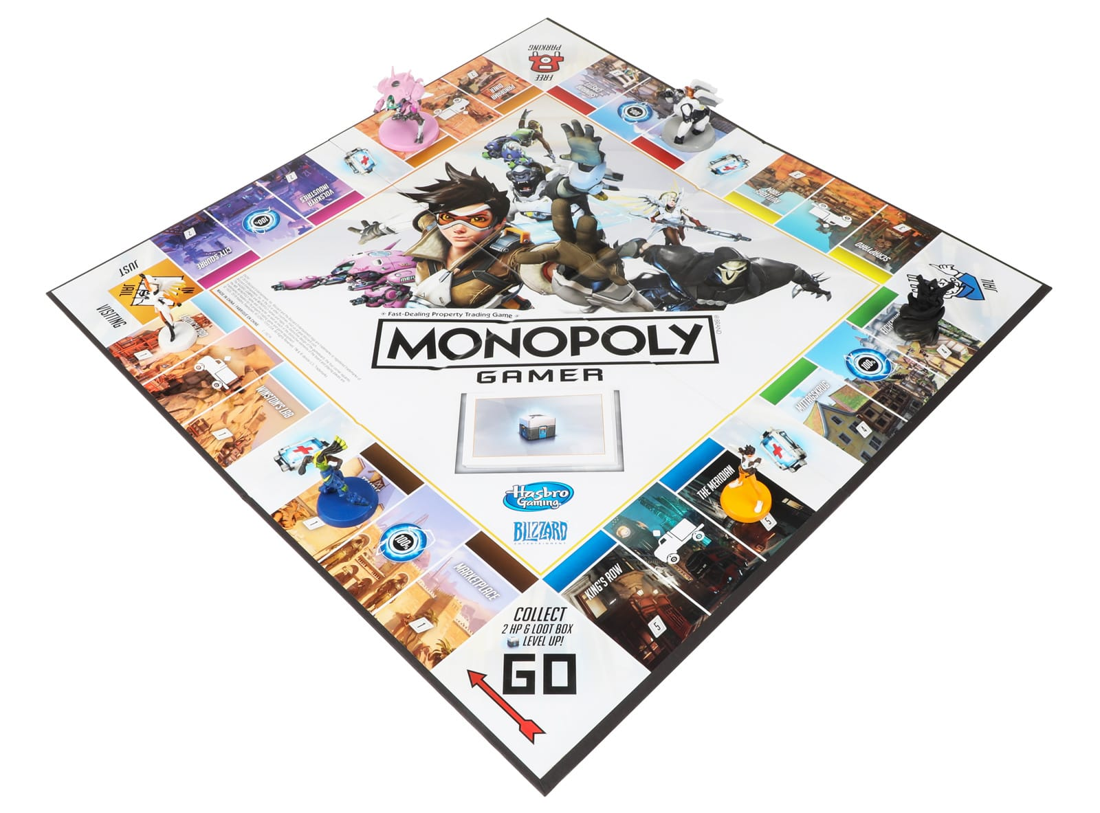 Monopoly 'Overwatch' Collectors Edition