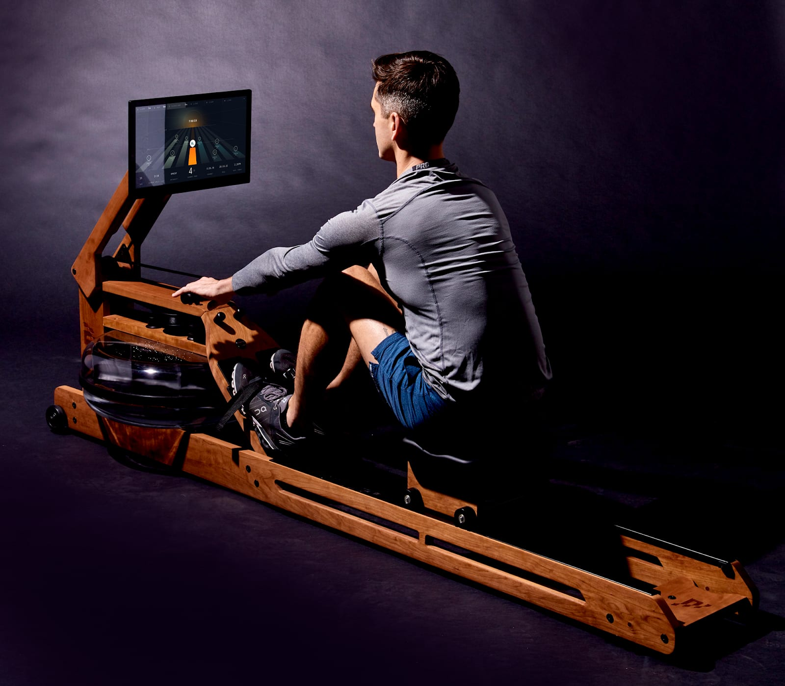 Ergatta isn't the first connected rowing machine, but it is the prettiest