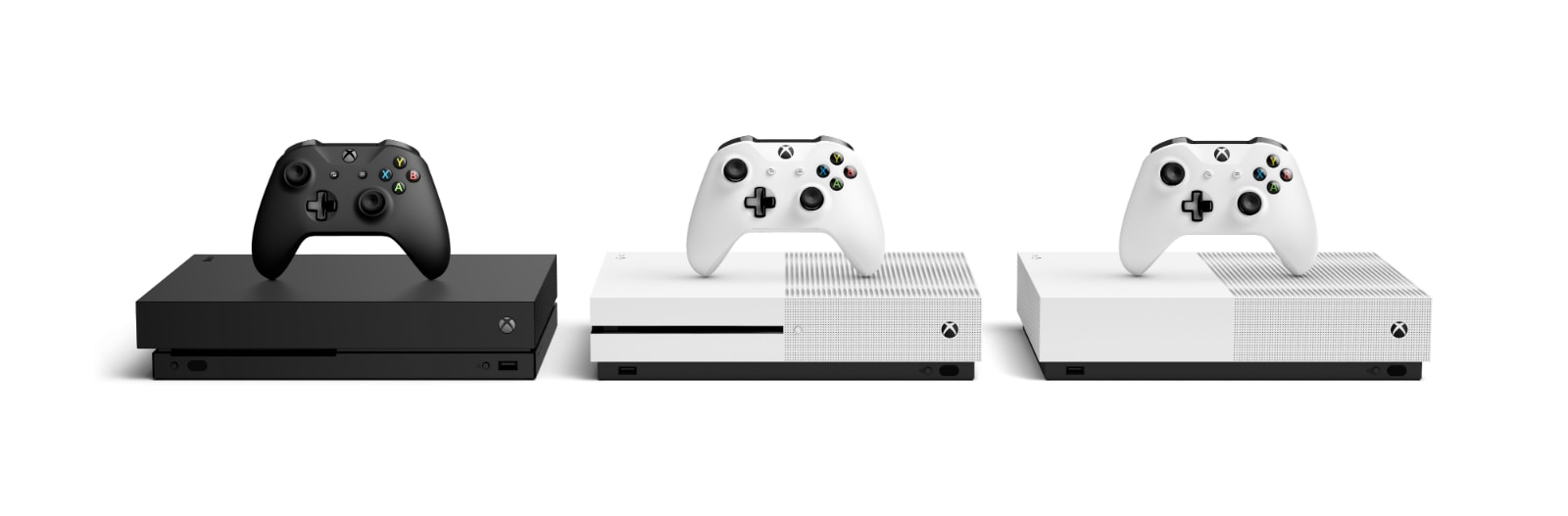 The disc-free Xbox One S hits stores on May 7th for $250